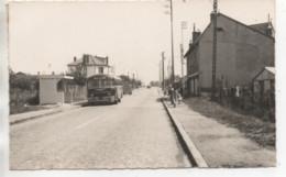 CP ( Villepinte - Route Des Petits Ponts ) Autobus Ancien - Villepinte