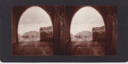 73 Savoie  Tunnel Du Galibier +-17*9CM ESTEREOSCOPICA STEREOSCOPIC Francestereo - Fotos Estereoscópicas