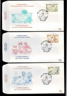 FDC :  Nr 2086/88 Stempel:  1400 Nivelles - 1981-90
