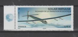 FRANCE / 2021 / Y&T N° 5506 ** : Solar Impulse X 1 BdF G - Neufs