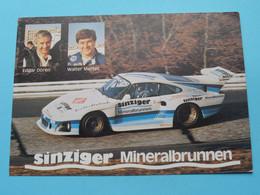 Edgar DÖREN & Walter MERTES ( SINZIGER Mineralbrunnen ) Anno 19?? ( Zie / See / Voir Photo ) ! - Other