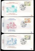FDC :  Nr 2086/88 Stempel:  5000 Namur - 1981-90