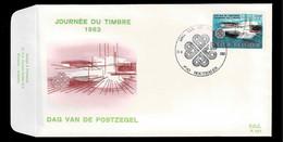 FDC :  Nr 2089 Stempel:  3530 Houthalen - 1981-90