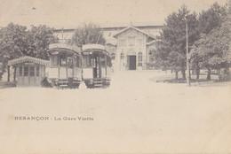 BESANCON  La Gare Viotte - Besancon