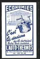 Künstler-AK Paris, L`Auto-Thermos, 8, Rue Rondelet, Économies, Reklame Für Kochtopf - Publicité