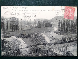 78 ,saint Rémy Les Chevreuse ,vue Générale En 1907 - St.-Rémy-lès-Chevreuse