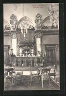 AK Interlaken, Kursaal, Bar, Innenansicht - BE Berne