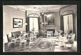 AK Interlaken, Lesezimmer Im Kursaal - BE Berne