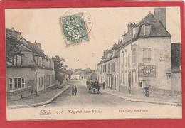 Aube - Nogent Sur Seine - Faubourg Des Ponts - Nogent-sur-Seine