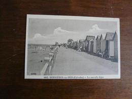 1092. BERNIERES Sur MER (Calvados) - La Nouvelle Digue - Otros Municipios
