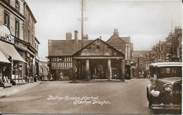 MARKET DRAYTON, Butter Cross Market - Shropshire