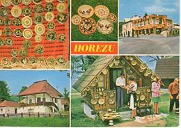 ROMANIA 1980: CERAMIC Unused Prepaid Stationery Card 3567/1980 - Registered Shipping! - Postal Stationery