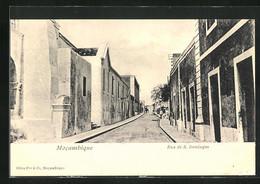 CPA Mocambique, Rua De S. Domingos - Mozambique