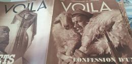 VOILA 39/ESPAGNE GUERRE BRIGADE INTERNATIONALE/DU PONT DE NEMOURS /LA FOUCHARDIERE - 1900 - 1949