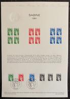 ⭐ France - Document Philatélique - Premier Jour - Thématique Marianne - 1981  ⭐ - 1980-1989