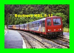 ACACF 369 - Autorail X 2217 En Gare - DRAP CANTARON - Alpes Maritimes - SNCF - Otros Municipios