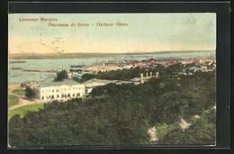 CPA Lourenco Marques, Vue Générale Do Porto - Mozambique