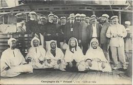 "Campagne Du ""Friant"" - Caïds En Visite - Marine De Guerre - Casablanca - Casablanca"