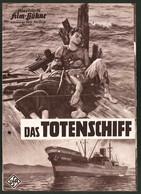 Filmprogramm IFB Nr. 04975, Das Totenschiff, Horst Buchholz, Mario Adorf, Regie: Georg Tressler - Revistas
