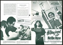 Filmprogramm IFB Nr. 7344, Höllenjagd Auf Heisse Ware, Ray Danton, Margaret Lee, Regie: Calvin Jackson Padget - Revistas