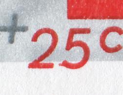 Markenheftchen 30 Rotes Kreuz 1983 Mit PB 29, Feld 1: Verlängerte 5, ** - Carnets Et Roulettes