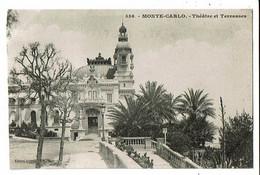 MONACO - Théâtre - 1923 - Opera House & Theather