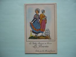 LES VIEILLES PROVINCES DE FRANCE - LA PICARDIE - édité Par Les Farines JAMMET - Publicité