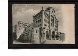 MONACO - La Cathédrale - 1928 - Saint Nicholas Cathedral