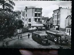 VIROFLAY 1953 AVENUE RENE LES VIEUX BUS - Viroflay