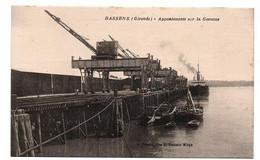BASSENS APPONTEMENT SUR LA GARONNE ANIMEE - Otros Municipios