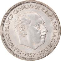 Monnaie, Espagne, Caudillo And Regent, 25 Pesetas, 1965, SUP, Copper-nickel - 25 Peseta