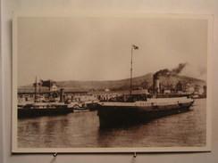 Cherbourg - Le Transporteur Nomadic Sortant De L'avant Port - Cherbourg