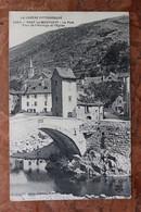PONT-DE-MONTVERT (48) - LE PONT, TOUR DE L'HORLOGE ET L'EGLISE - Le Pont De Montvert