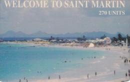 Telecom Dream Team Welcome To Saint Martin - Antillas (Francesas)