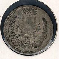 Afghanistan, 1/2 Afghani SH 1311 (=1932), Silber - Afghanistan