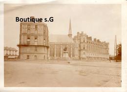 Photo Lieux Chateau De Saint St Germaine En Laye Histoire Patrimoine Batiment Edifice 18x13cm - Lugares