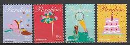 Portugal ** & Congratulations 2001 (2772) - Unused Stamps