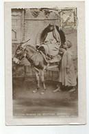 Egypte Native Woman Donkey Femme Sur Un Ane - Non Classificati