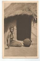 Cameroun  Femme De Bouar Nord Seins Nus - Camerun
