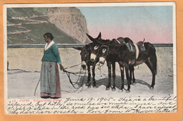 Capri Italy Old Postcard - Other Cities