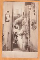 Capri Italy Old Postcard - Andere Steden