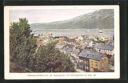 AK Tromsö, Teilansicht Der Stadt - Noruega