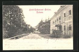 AK Wien, Hotel Restaurant Stelzer - Non Classificati
