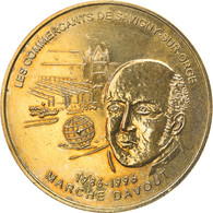 France, 1 Euro, Savigny Sur Orge, 1996, SUP, Laiton - Andere