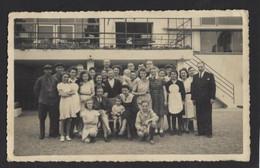 ADINKERKE * SOUVENIR VAN MELI * 1946 * FOTOKAART * PERSONEEL EN FAMILIE * 2 SCANS - De Panne