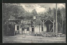 AK Rauen, Gasthaus Bismarckhalle In Den Rauener Bergen - Ohne Zuordnung