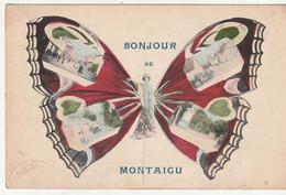 Bonjour De Montaigu - Vlinder - Marco Marcovici, Brussel - Scherpenheuvel-Zichem