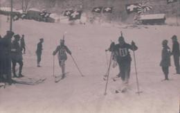 Armée Suisse, Concours De Ski, Photo Wassermann Genève (11) - Other
