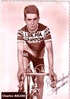 Charles RIGON - Ciclismo