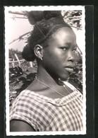CPA Yoko, Caméroun, Coiffure Tikar, Frisur, Afrikanische Volkstypen - Mode